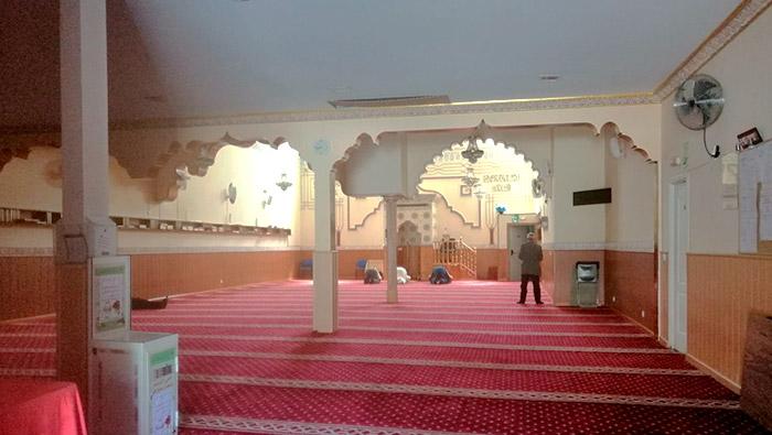 Mezquita AL UMMA