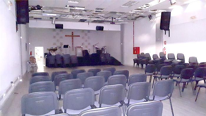 Iglesia Alianza Cristiana y Misionera Vida y Familia
