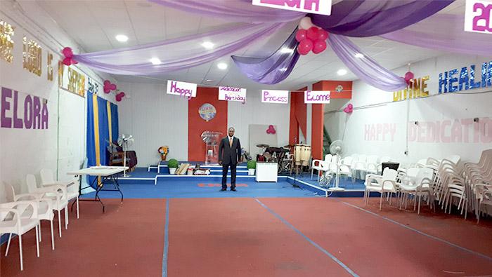 Divine Healing Ministry International