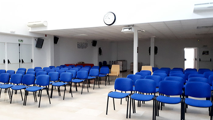 "Iglesia Evangélica ""Eben-Ezer"" de Fuenlabrada"