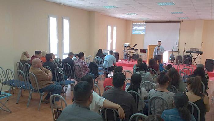 Iglesia Evangélica la Casa del Alfarero
