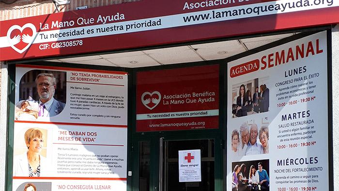 Centro Cristiano La Mano Que Ayuda