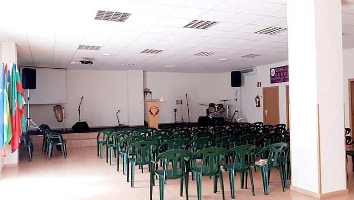 Comunidad Evangélica Maranatha Shalom