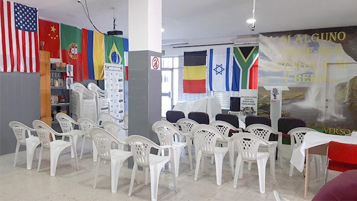 Iglesia Evangélica Nueva Vida Fuenlabrada