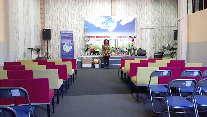 Open Heavens Church of God