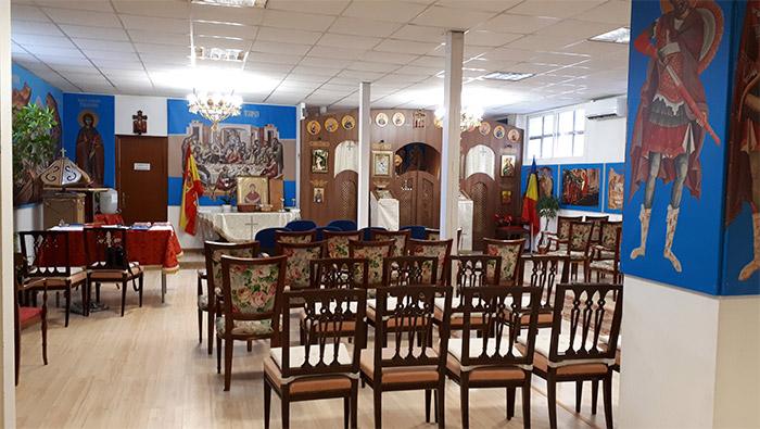 Parroquia Ortodoxa Rumana Santa Catalina de Alejandría