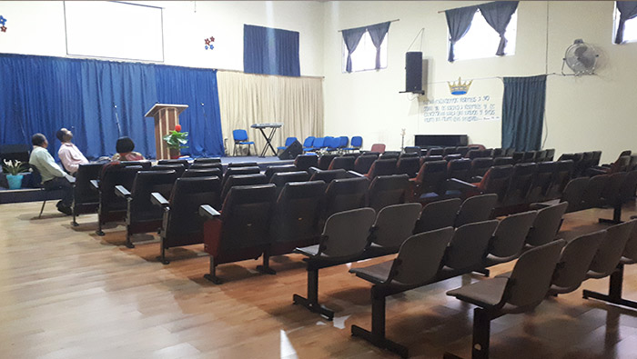 Iglesia Evangélica de la Restauración Divina