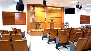 Salón del Reino de los Testigos Cristianos de Jehová