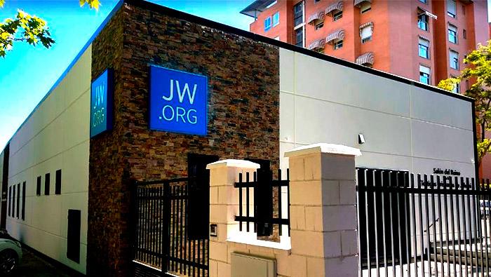 Salón del Reino de los Testigos Cristianos de Jehová (Loranca)